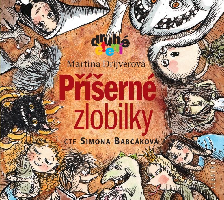 Příšerné zlobilky (audiokniha pro děti)