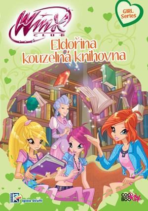 Winx Girl Series - Eldořina kouzelná knihovna (3) | Iginio Straffi