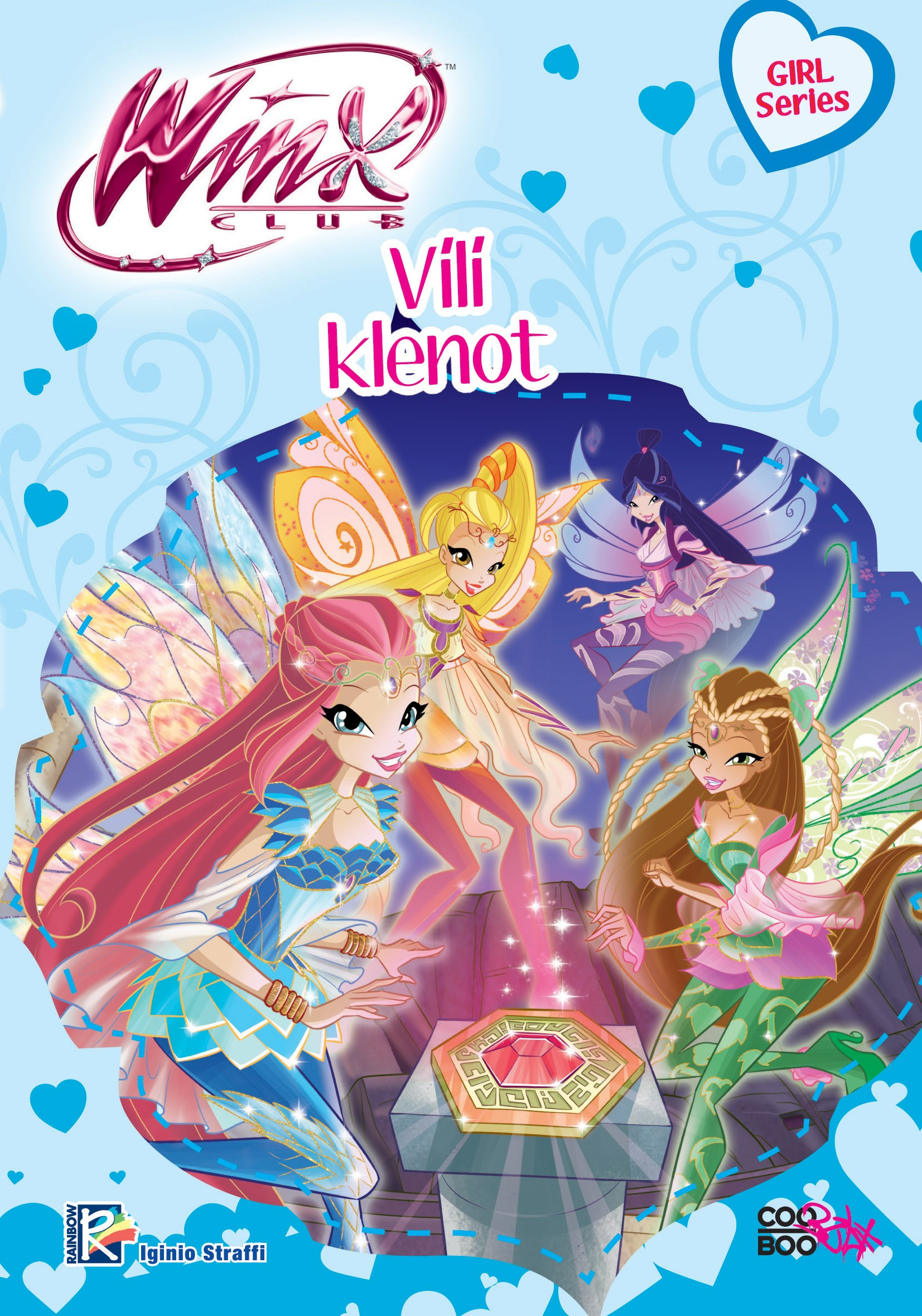 Winx Girl Series - Vílí klenot (4)