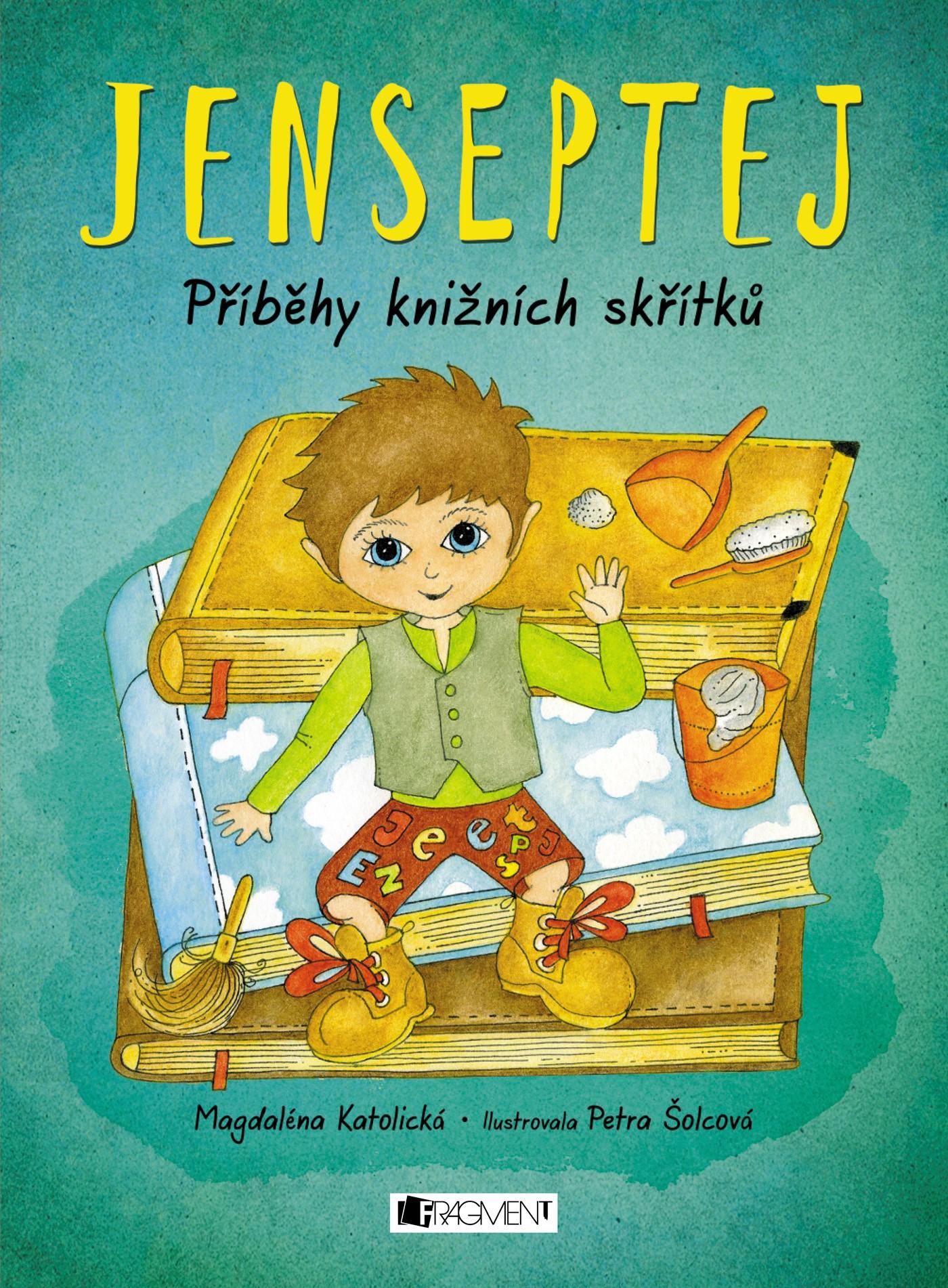 Jenseptej - Příběhy knižních skřítků