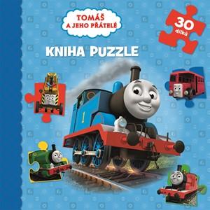 Tomáš a jeho přátelé - Kniha puzzle - 30 dílků