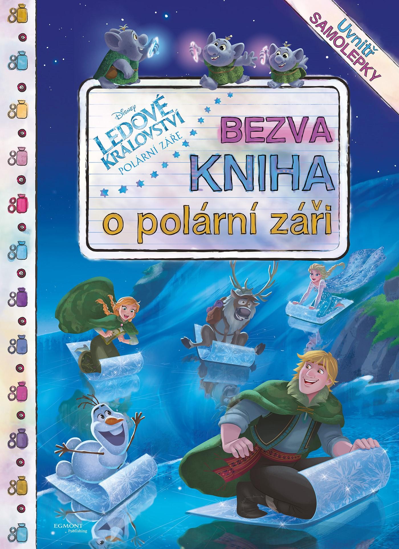 Ledové království - Bezva kniha o polární záři