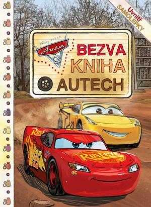 Auta 3 - Bezva kniha o autech |