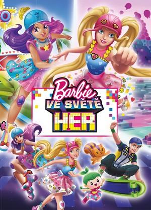 Barbie Ve světě her Filmový příběh