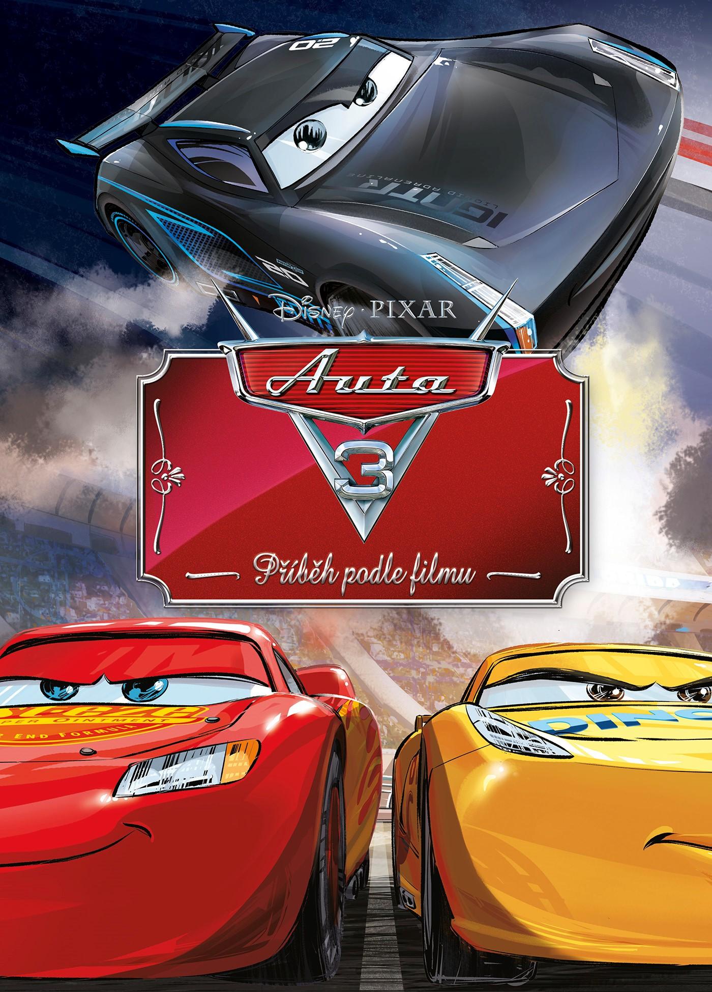 Auta 3 - Příběh podle filmu |