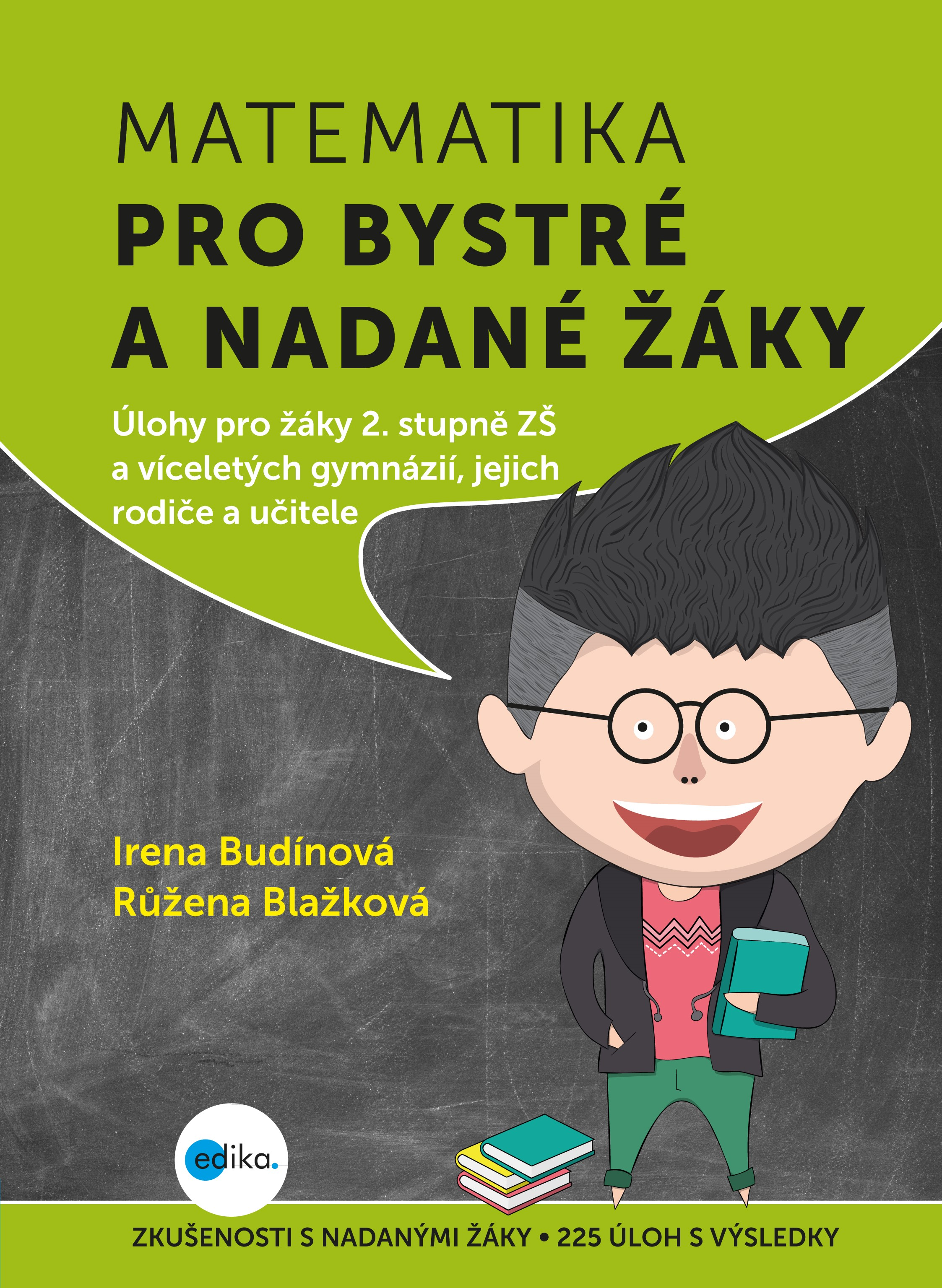 Matematika pro bystré a nadané žáky, 2. díl