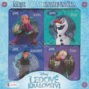 Ledové království - Moje první knihovnička