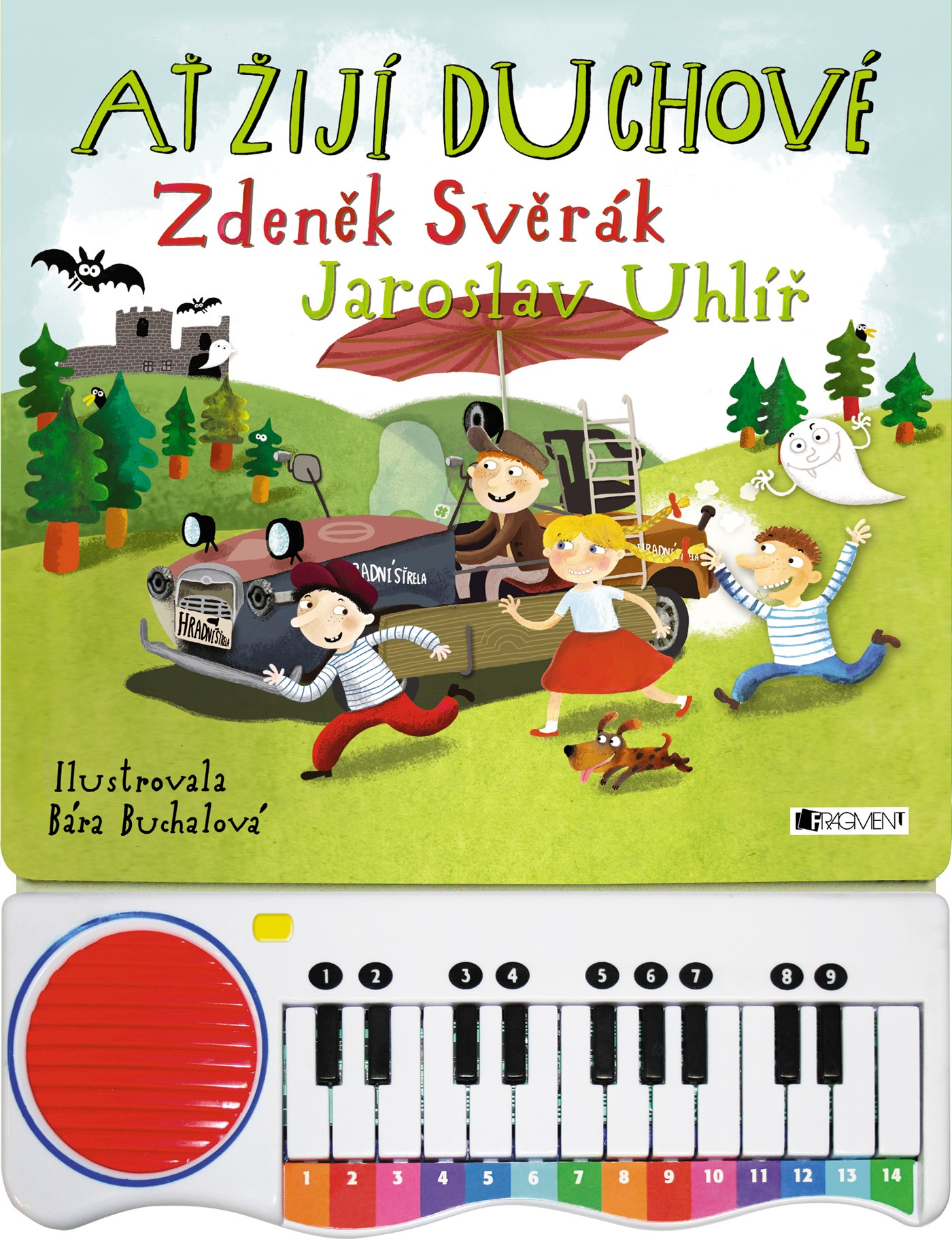 Ať žijí duchové – zpívání s piánkem | Jaroslav Uhlíř, Zdeněk Svěrák