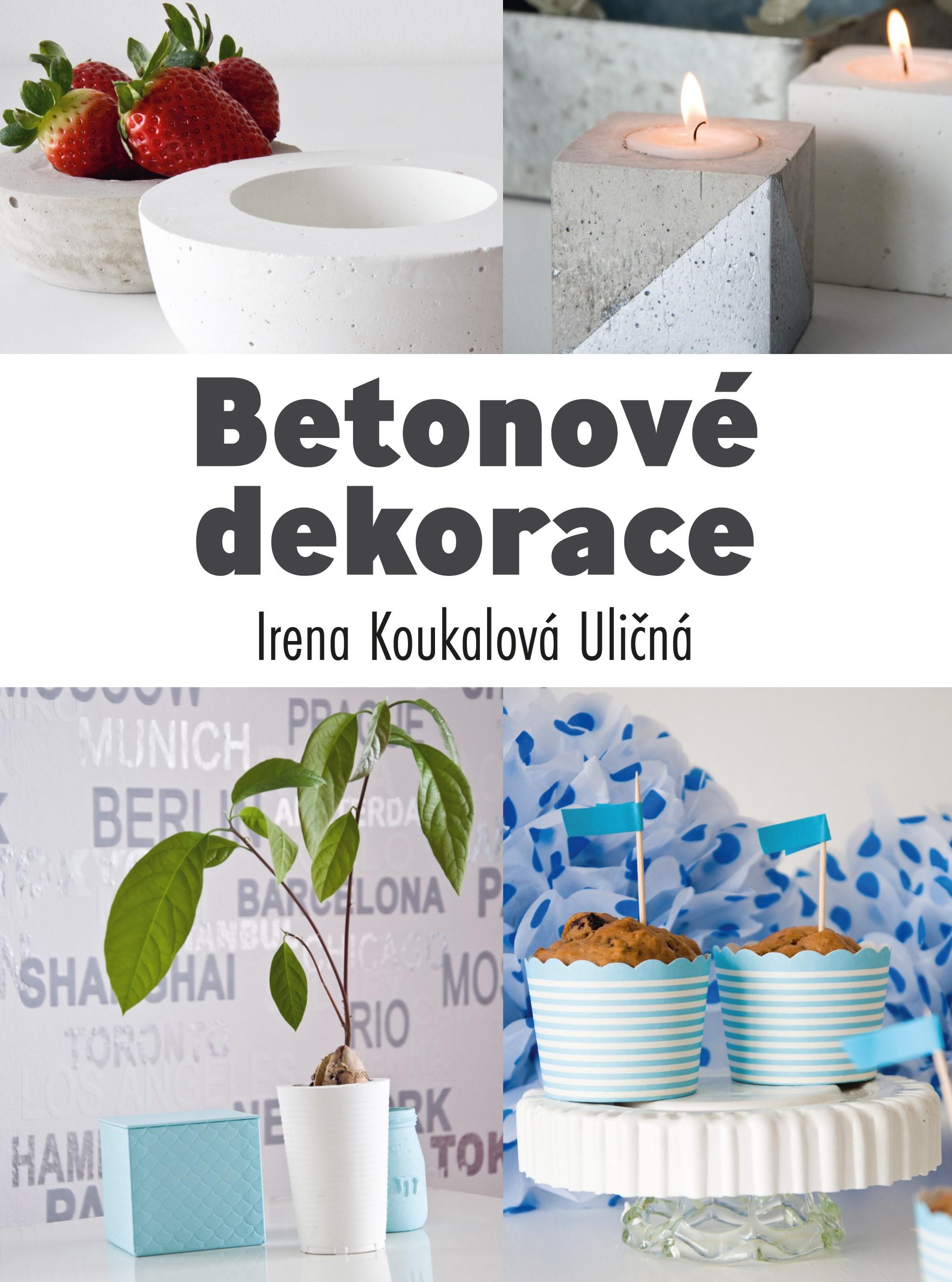 Betonové dekorace | Irena Koukalová Uličná