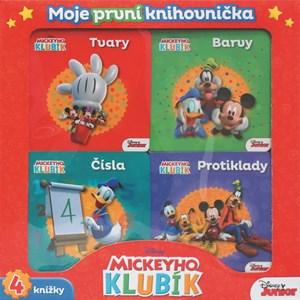 Mickeyho klubík - Moje první knihovnička