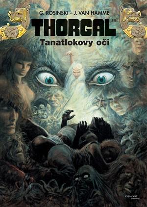 Jean Van Hamme – Thorgal 11 - Tanatlokovy oči