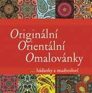 Originální Orientální Omalovánky