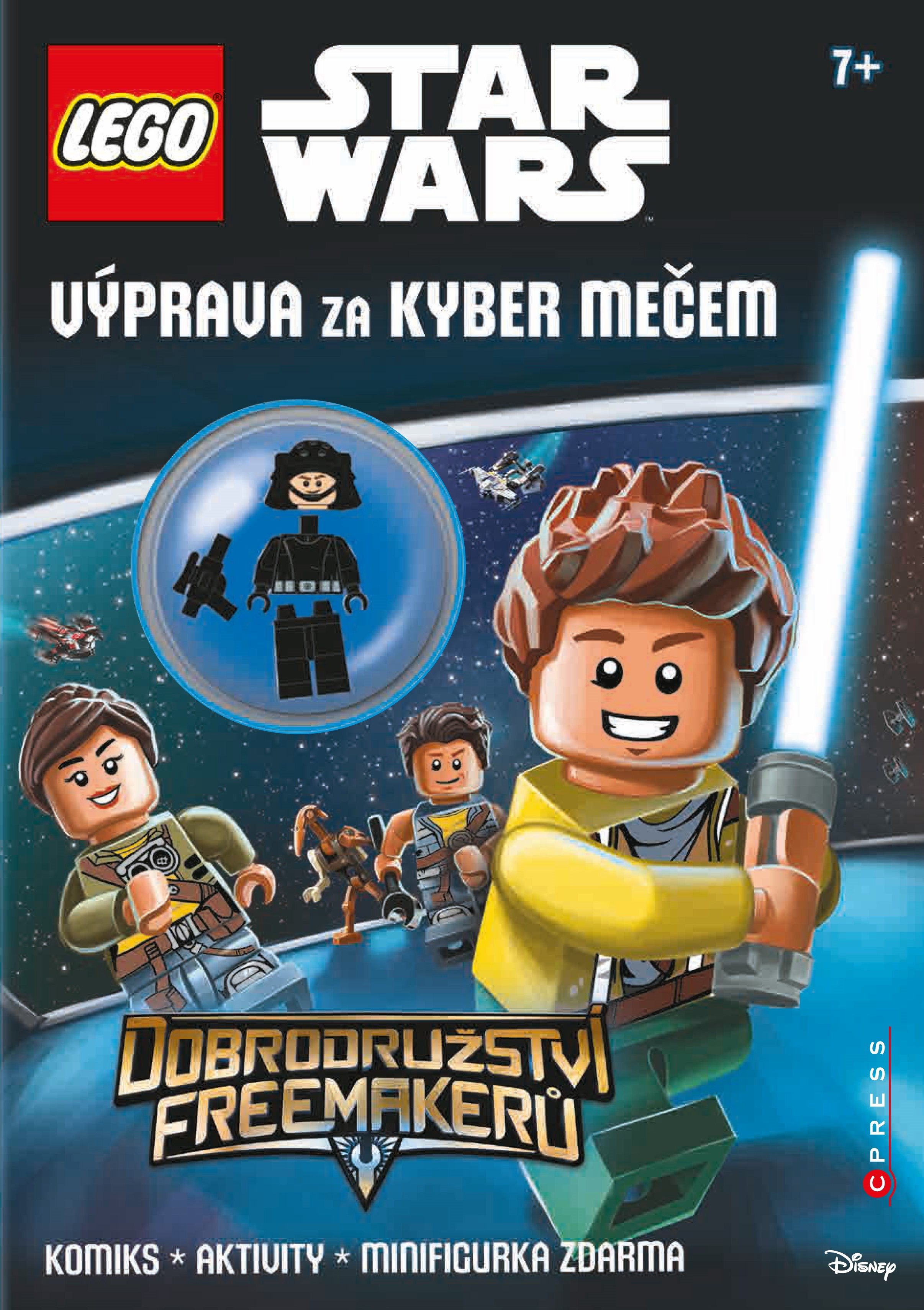 LEGO® Star Wars Výprava za kyber mečem | kolektiv