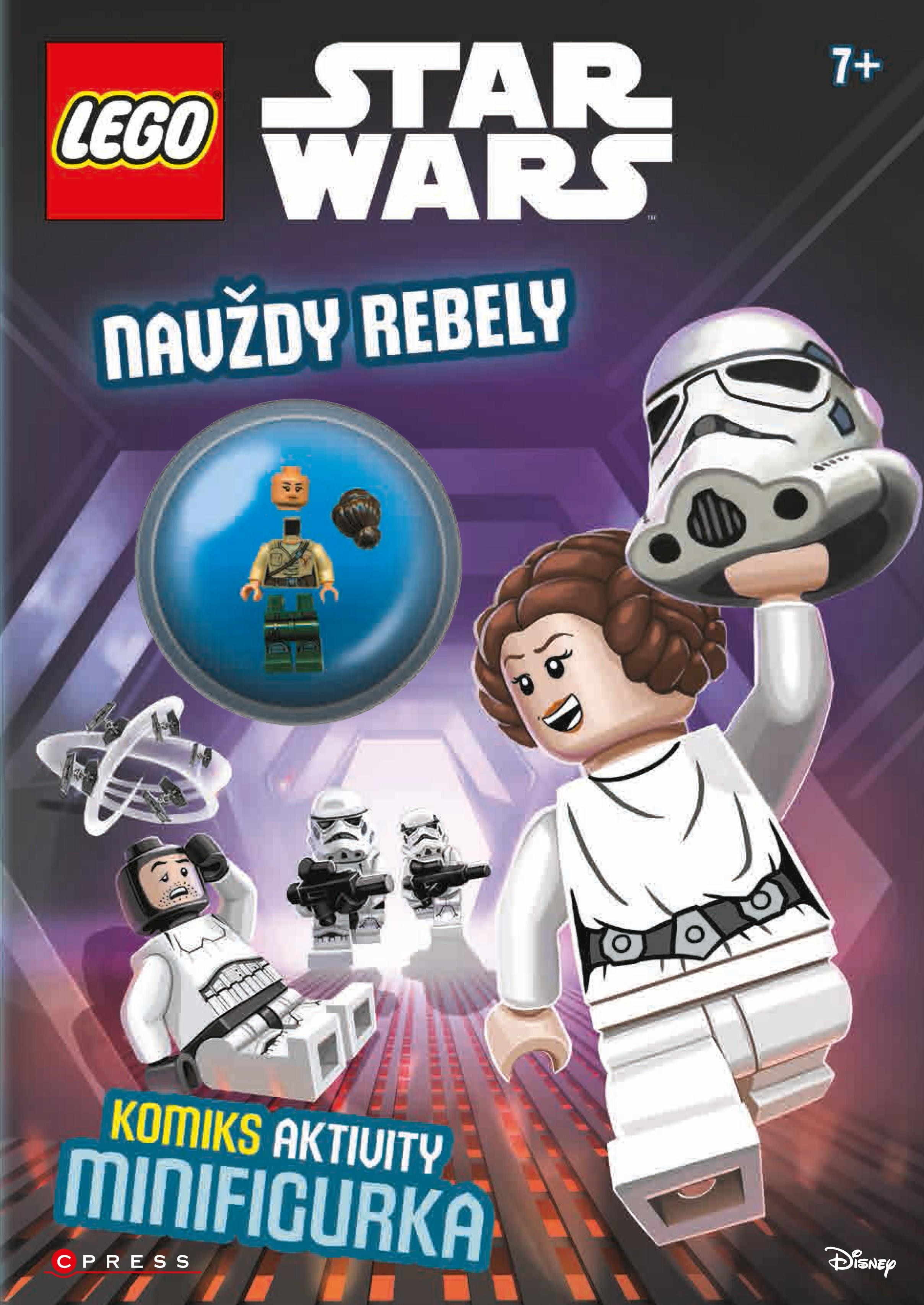 LEGO® Star Wars™ Navždy Rebely   kolektiv