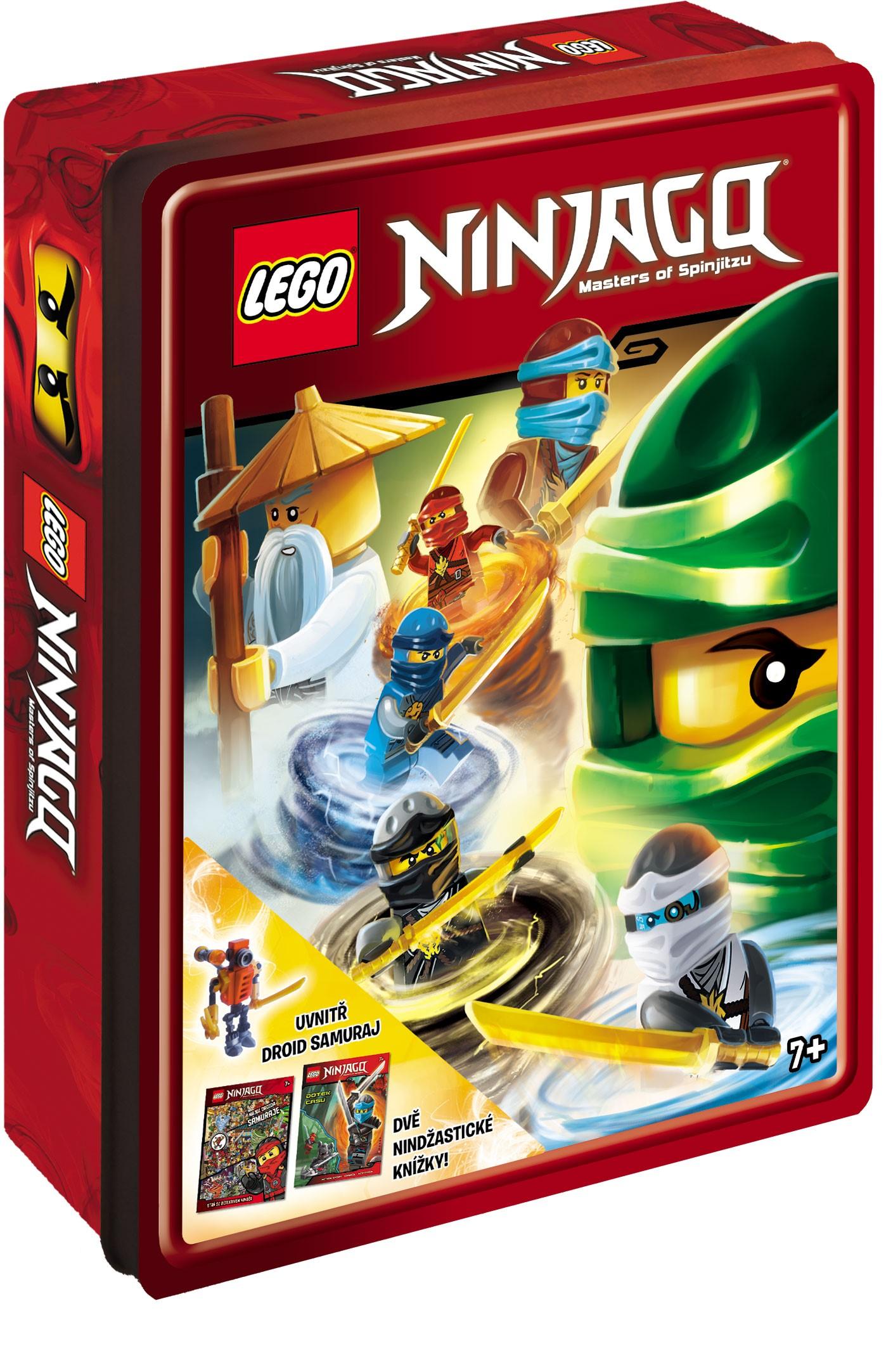 LEGO® NINJAGO: Dárková krabička | kolektiv