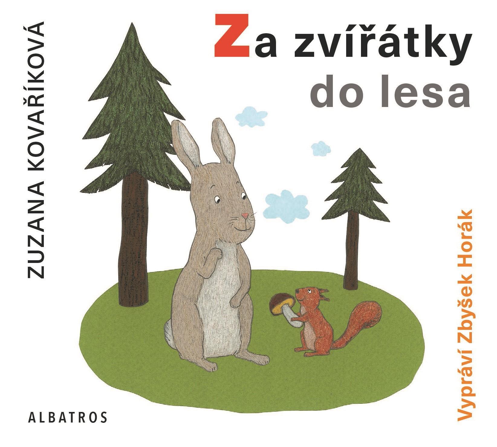 Za zvířátky do lesa (audiokniha pro děti)