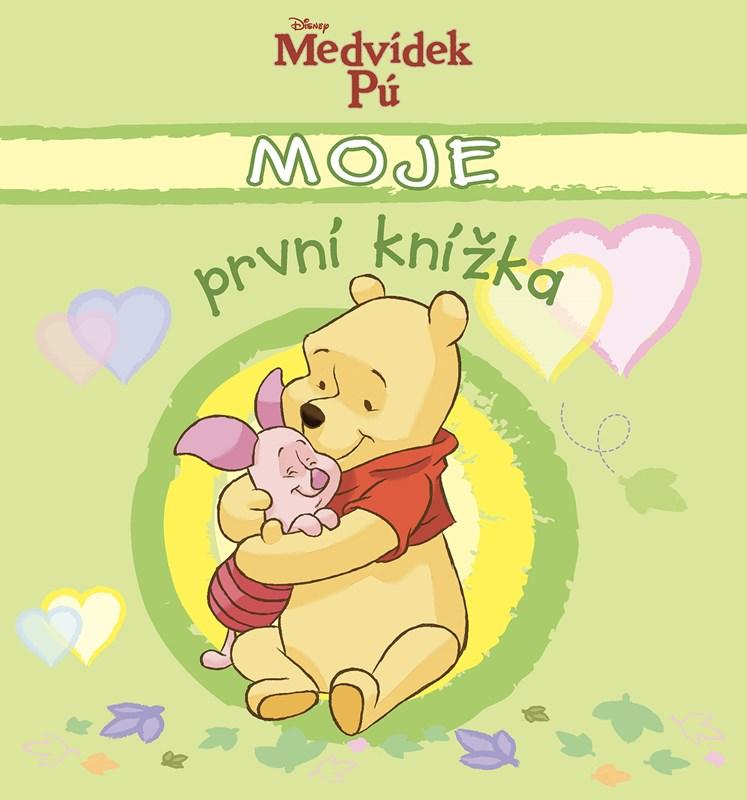 Medvídek Pú Moje první knížka | kolektiv