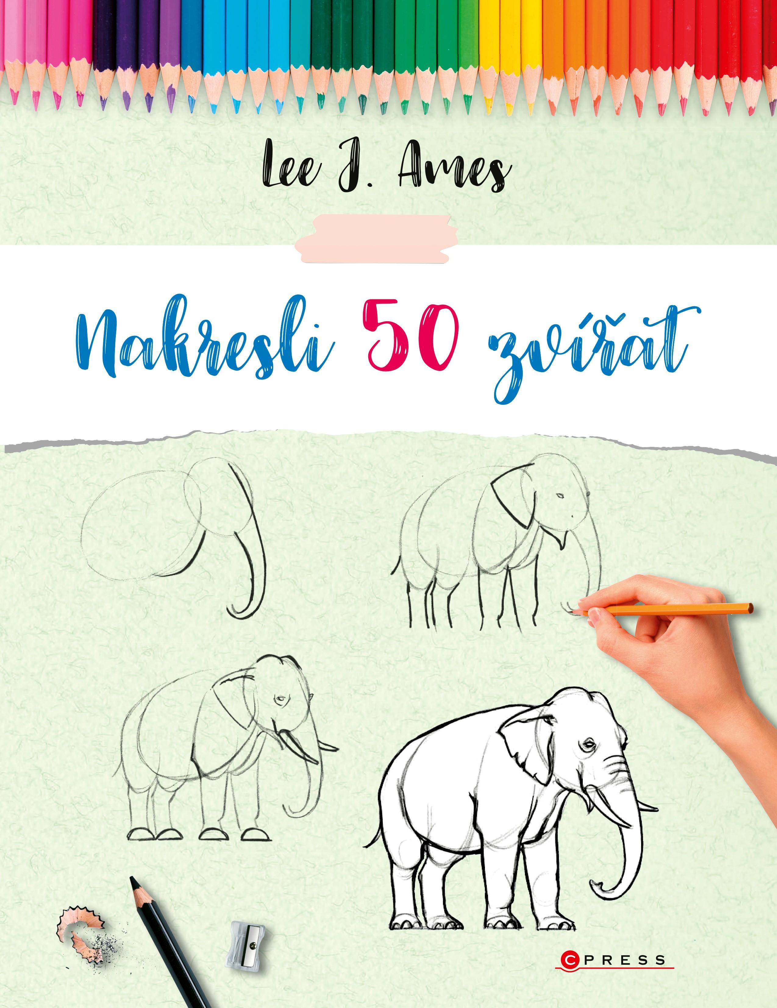 Nakresli 50 zvířat