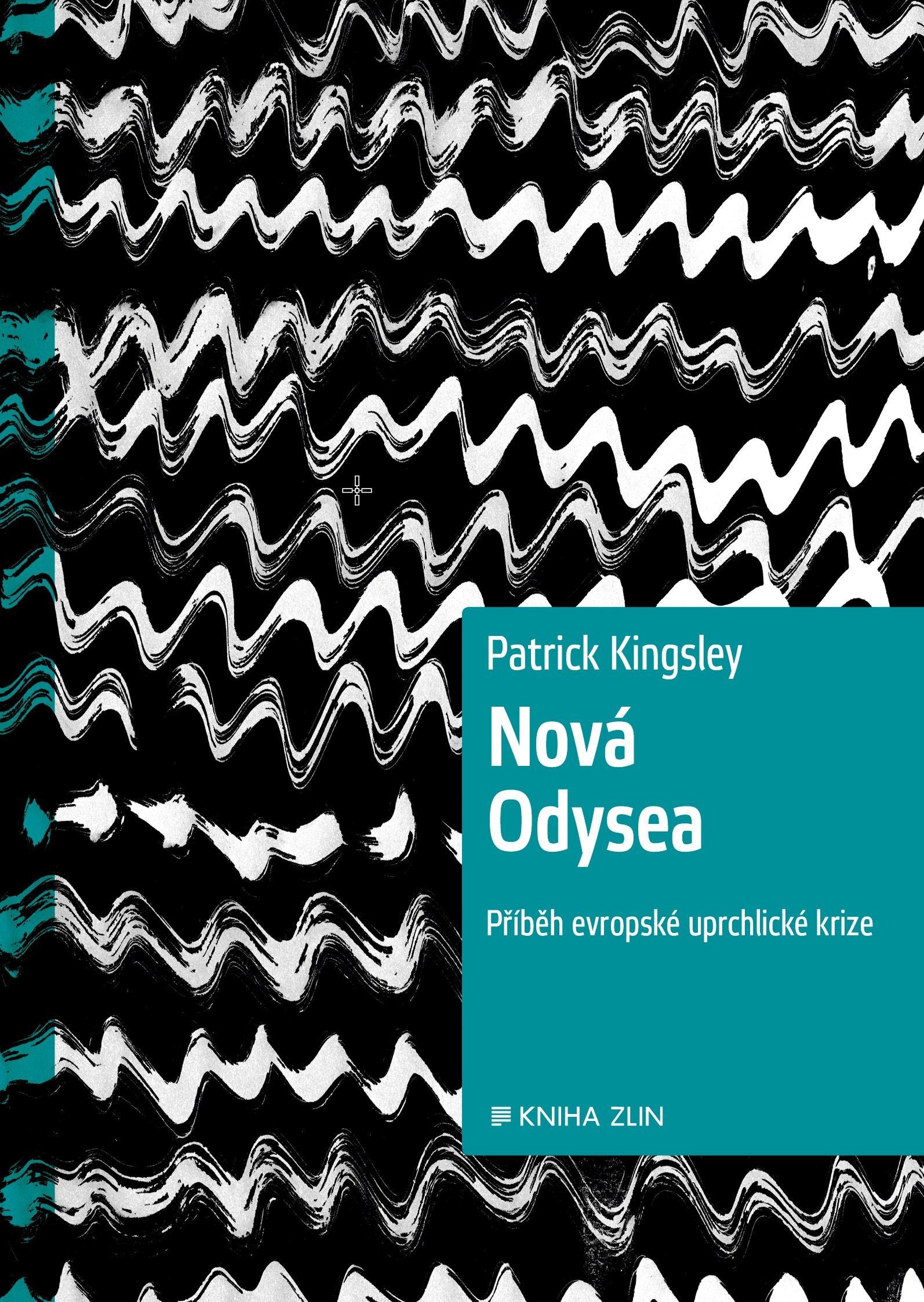 Nová Odysea | Patrick Kingsley, Dominika Křesťanová