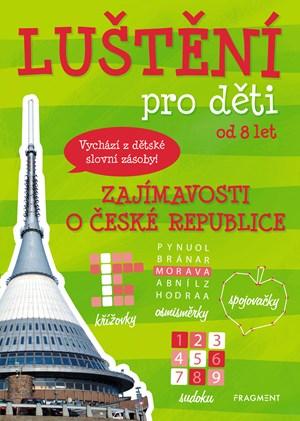 Luštění pro děti – zajímavosti o České republice