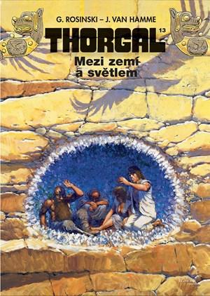 Thorgal 13 - Mezí zemí a světlem