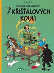 Tintin 13 - 7 křišťálových koulí