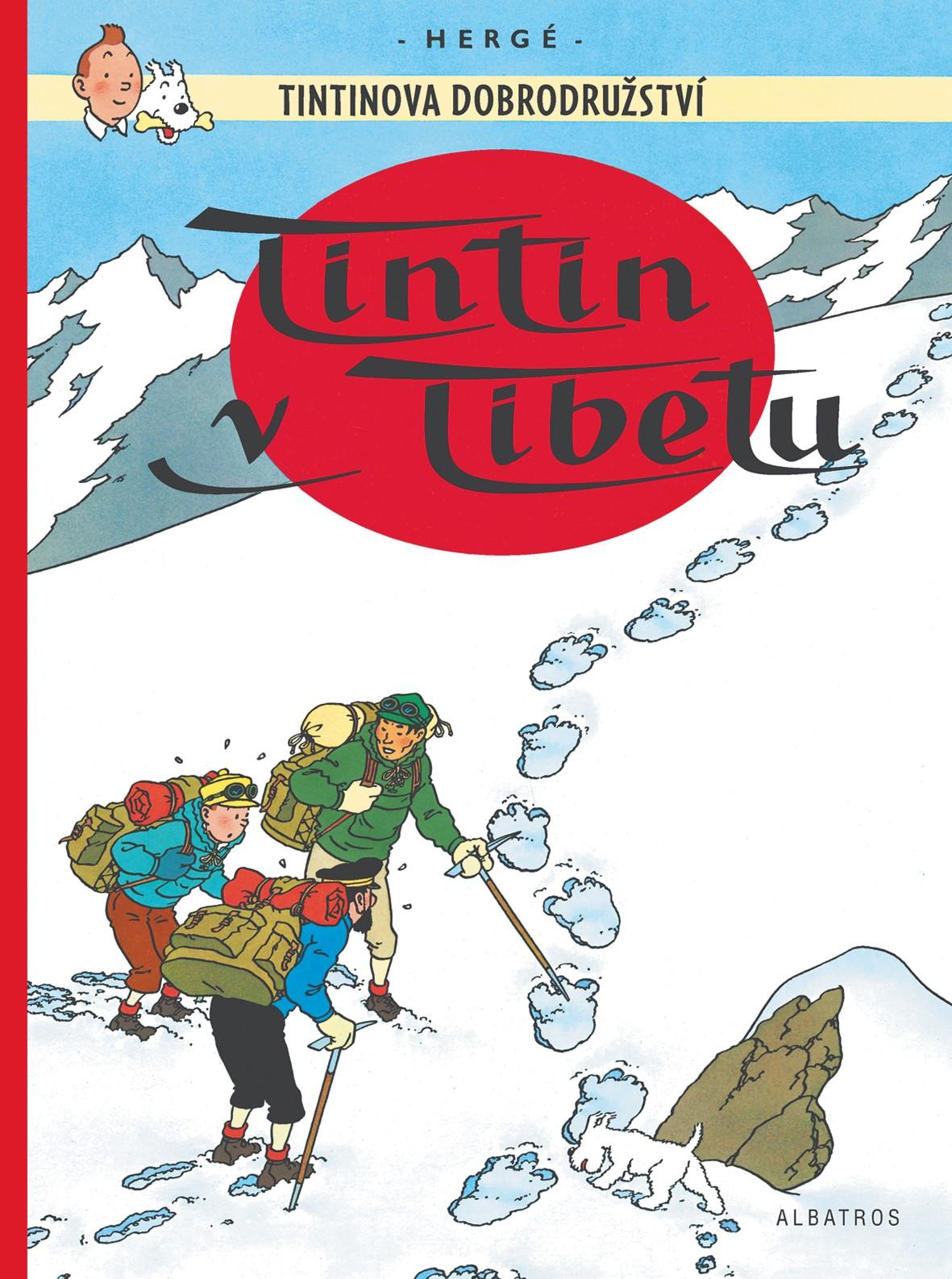 Tintin 20 - Tintin v Tibetu