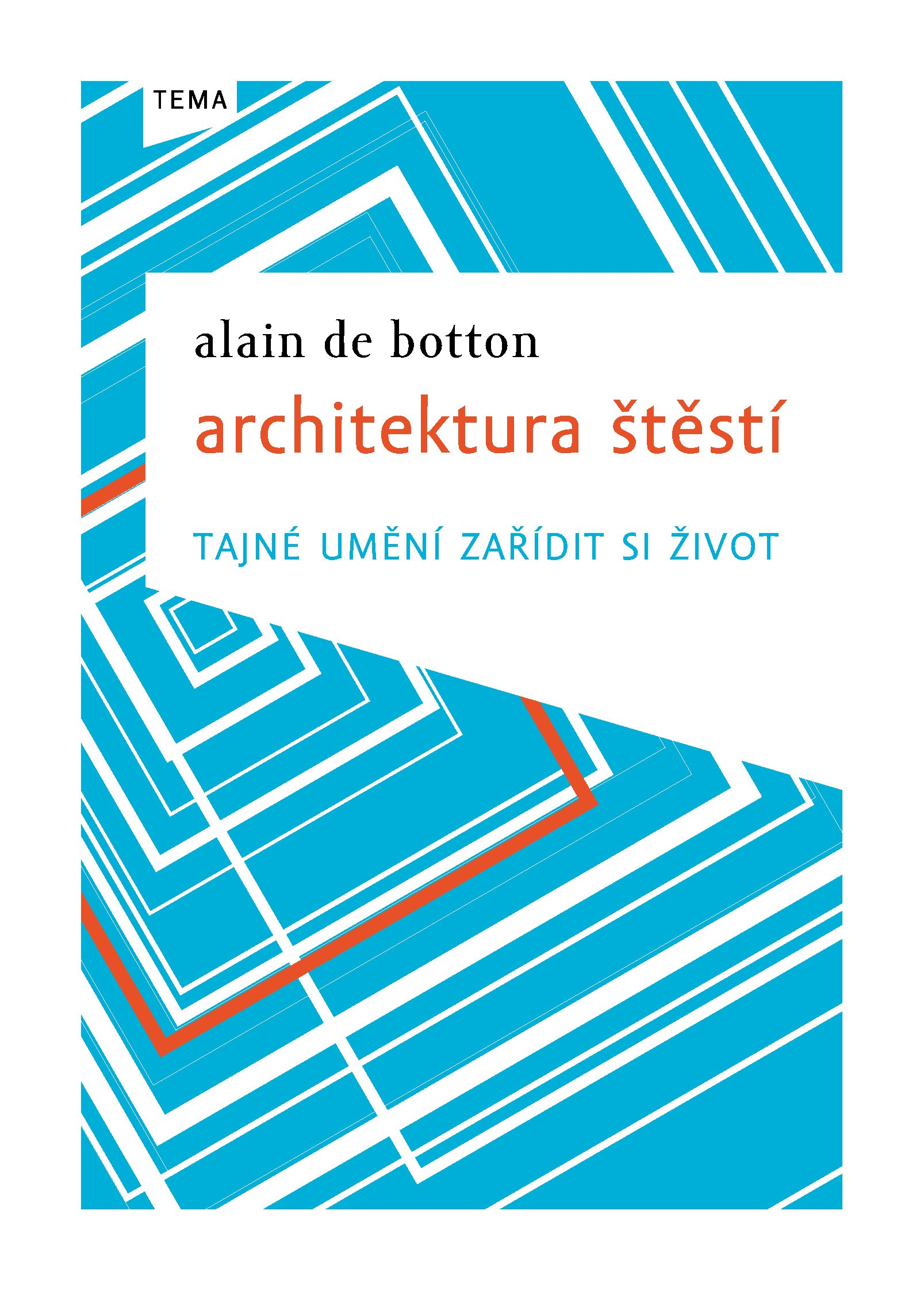 Architektura štěstí | Alain de Botton, Eva Dejmková