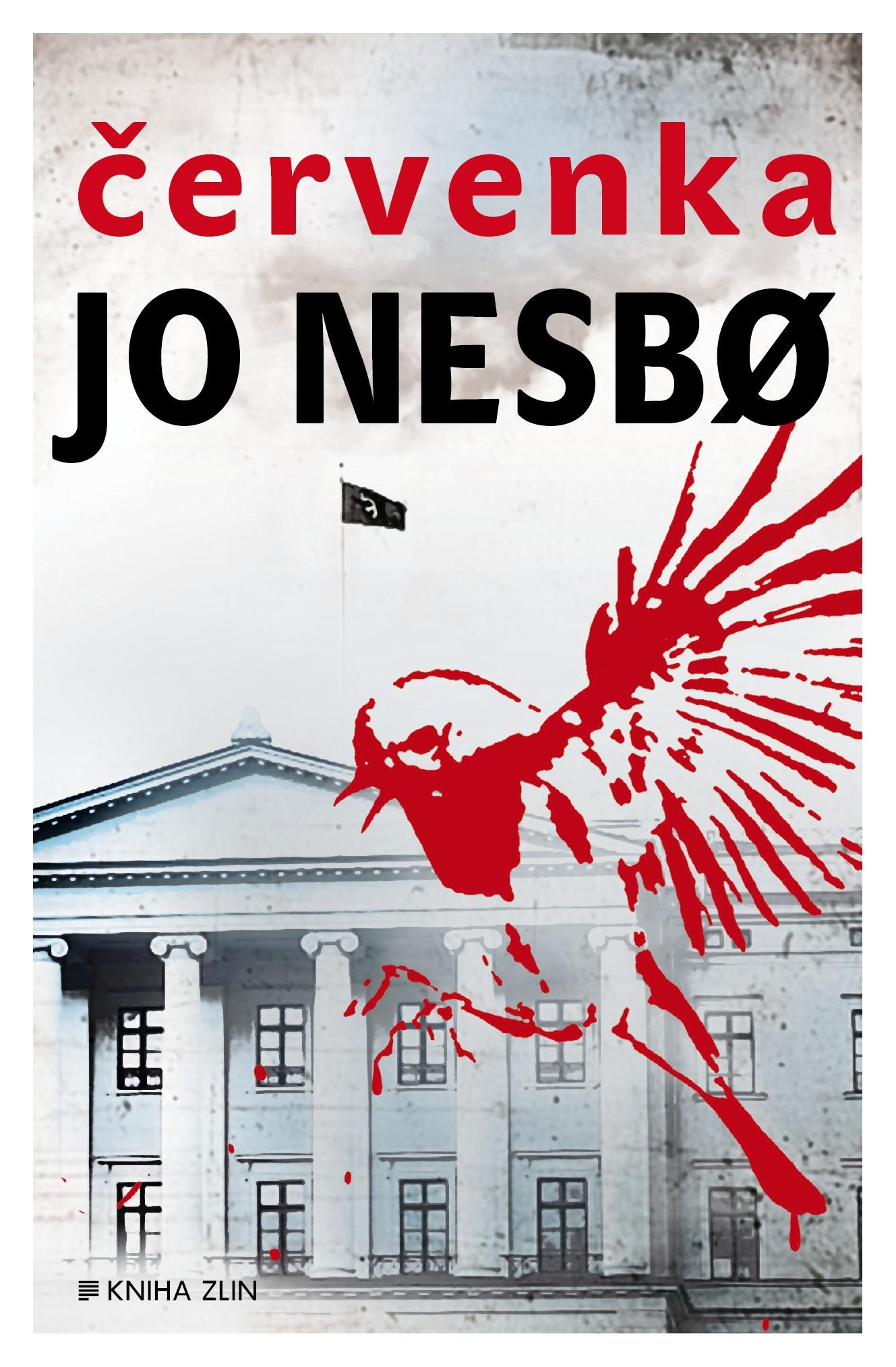 Červenka | Jo Nesbo, Kateřina Krištůfková