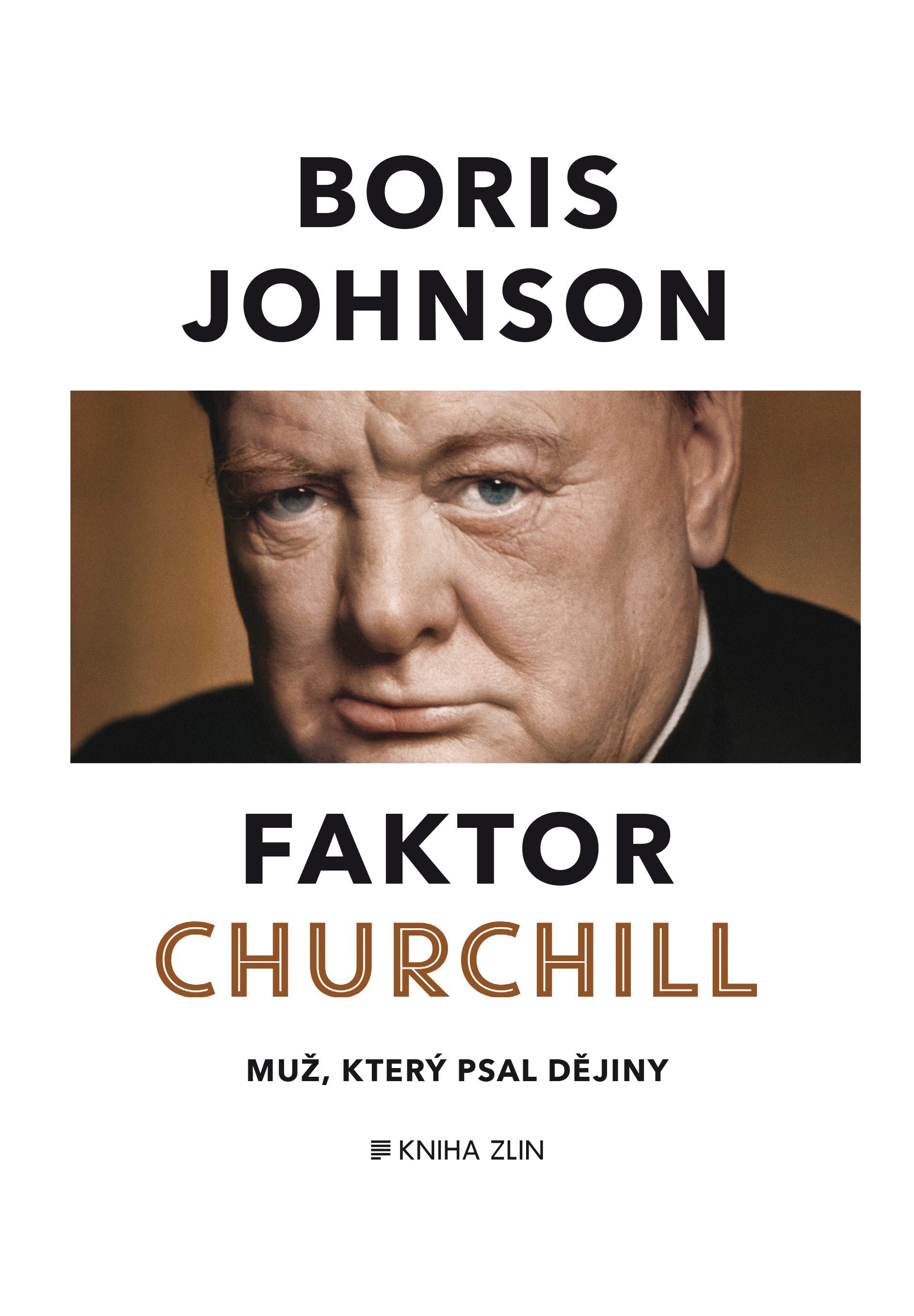 Faktor Churchill   Pavel Bakič, Boris Johnson