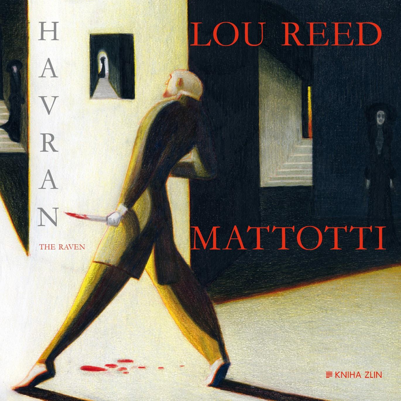 Havran | Lou Reed, Jiří Popel