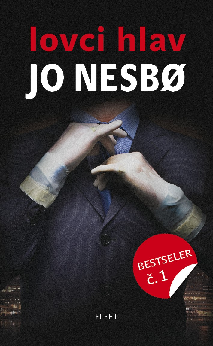 Lovci hlav (paperback)   Jo Nesbo, Kateřina Krištůfková