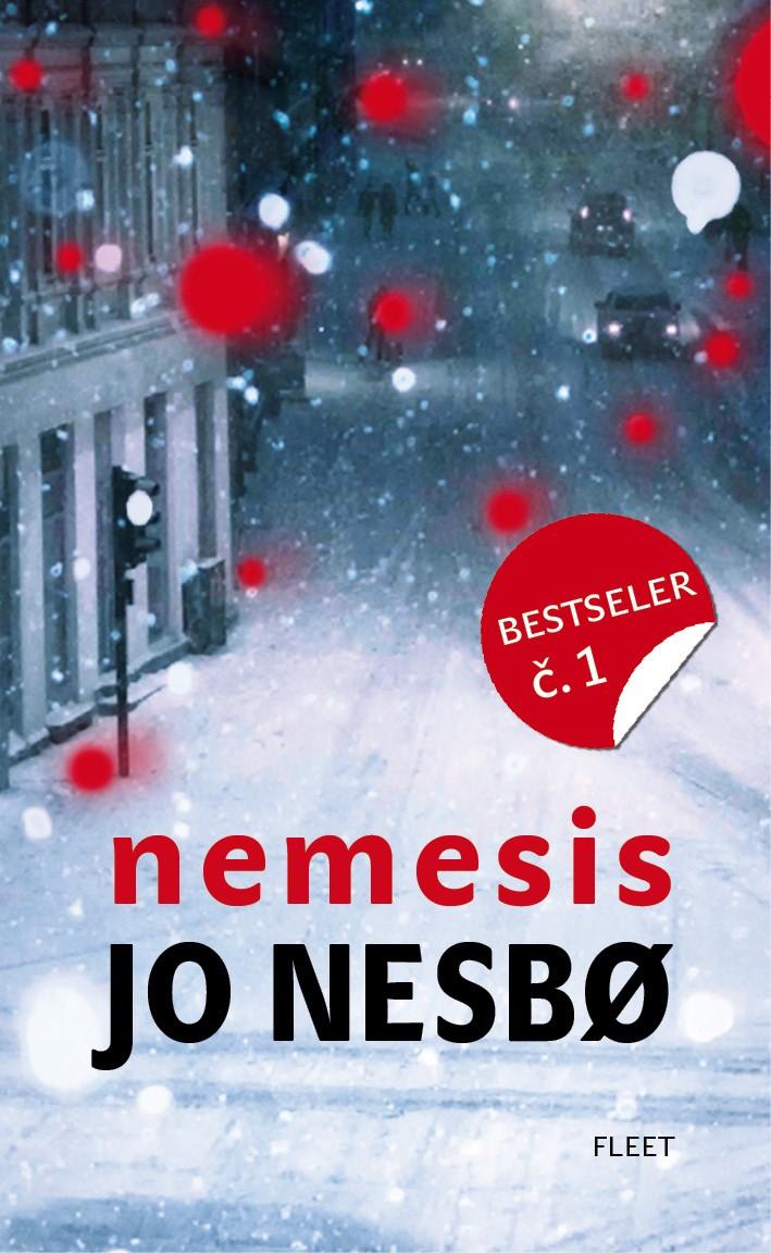 Nemesis (paperback)   Kateřina Krištůfková, Jo Nesbo