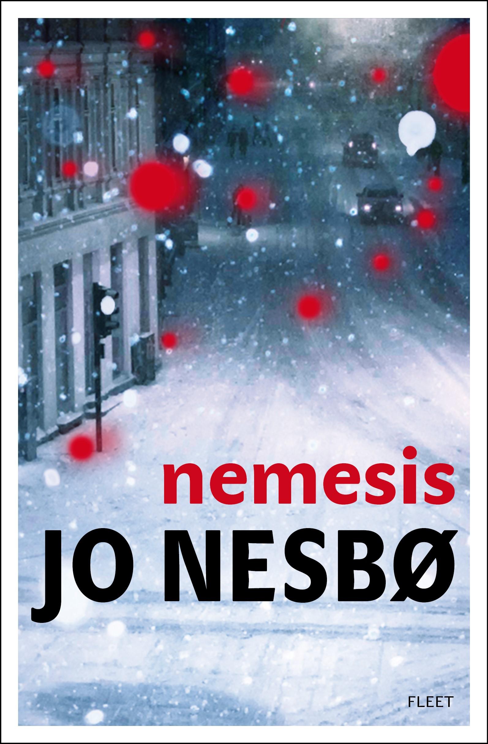Nemesis | Jo Nesbo, Kateřina Krištůfková