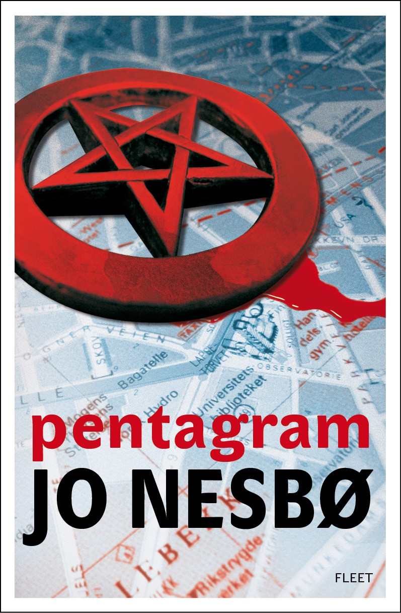 Pentagram | Jo Nesbo, Kateřina Krištůfková