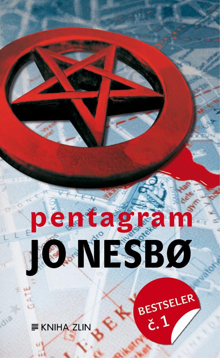 Pentagram (paperback) | Jo Nesbo, Kateřina Krištůfková