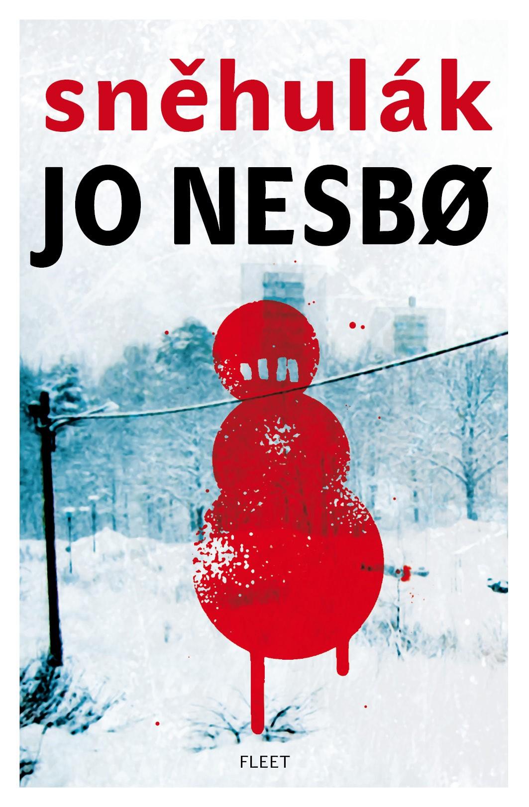 Sněhulák | Jo Nesbo, Kateřina Krištůfková