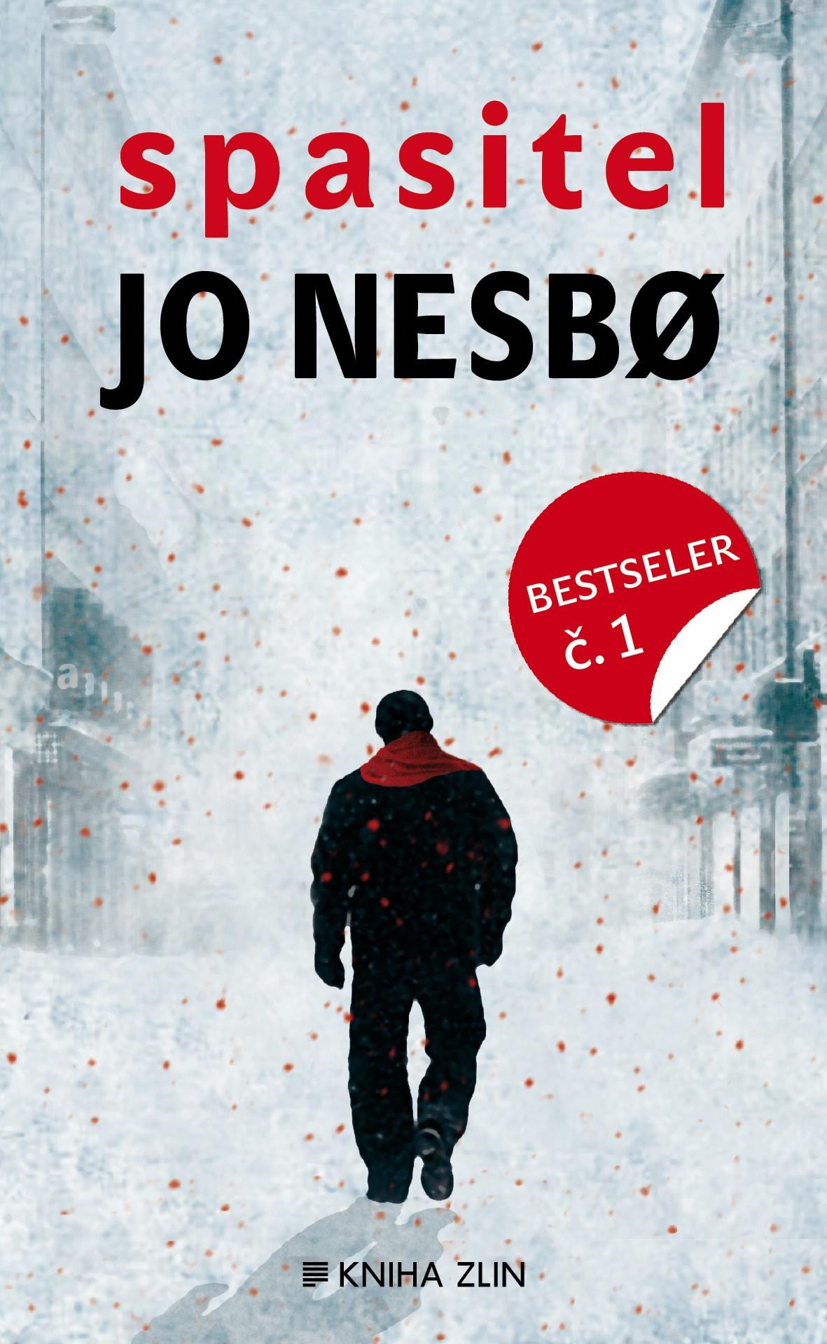 Spasitel (paperback) | Kateřina Krištůfková, Jo Nesbo