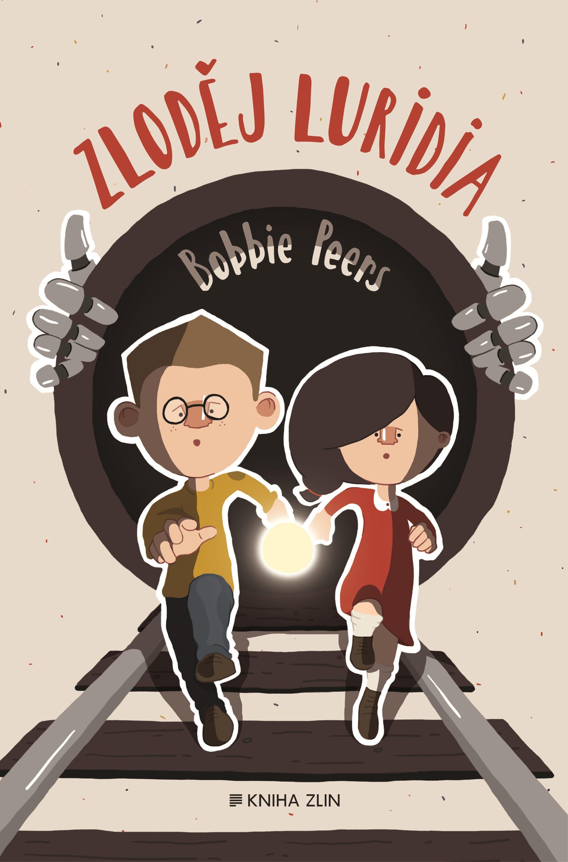 Zloděj luridia | Bobbie Peers, Marie Voslářová