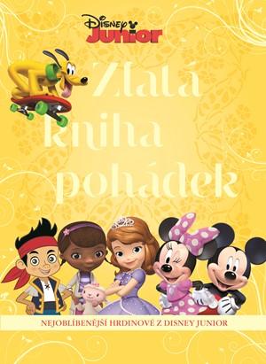 Disney Junior - Zlatá kniha pohádek