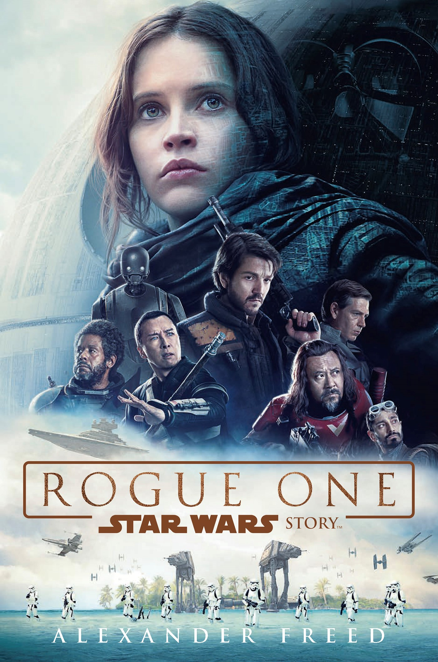 "Star Wars - <span class=""highlight"">Rogue One</span>"