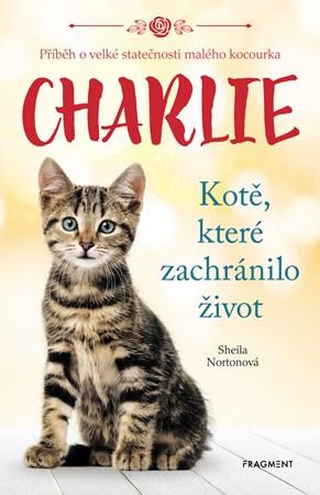 Sheila Norton – Charlie - kotě, které zachránilo život