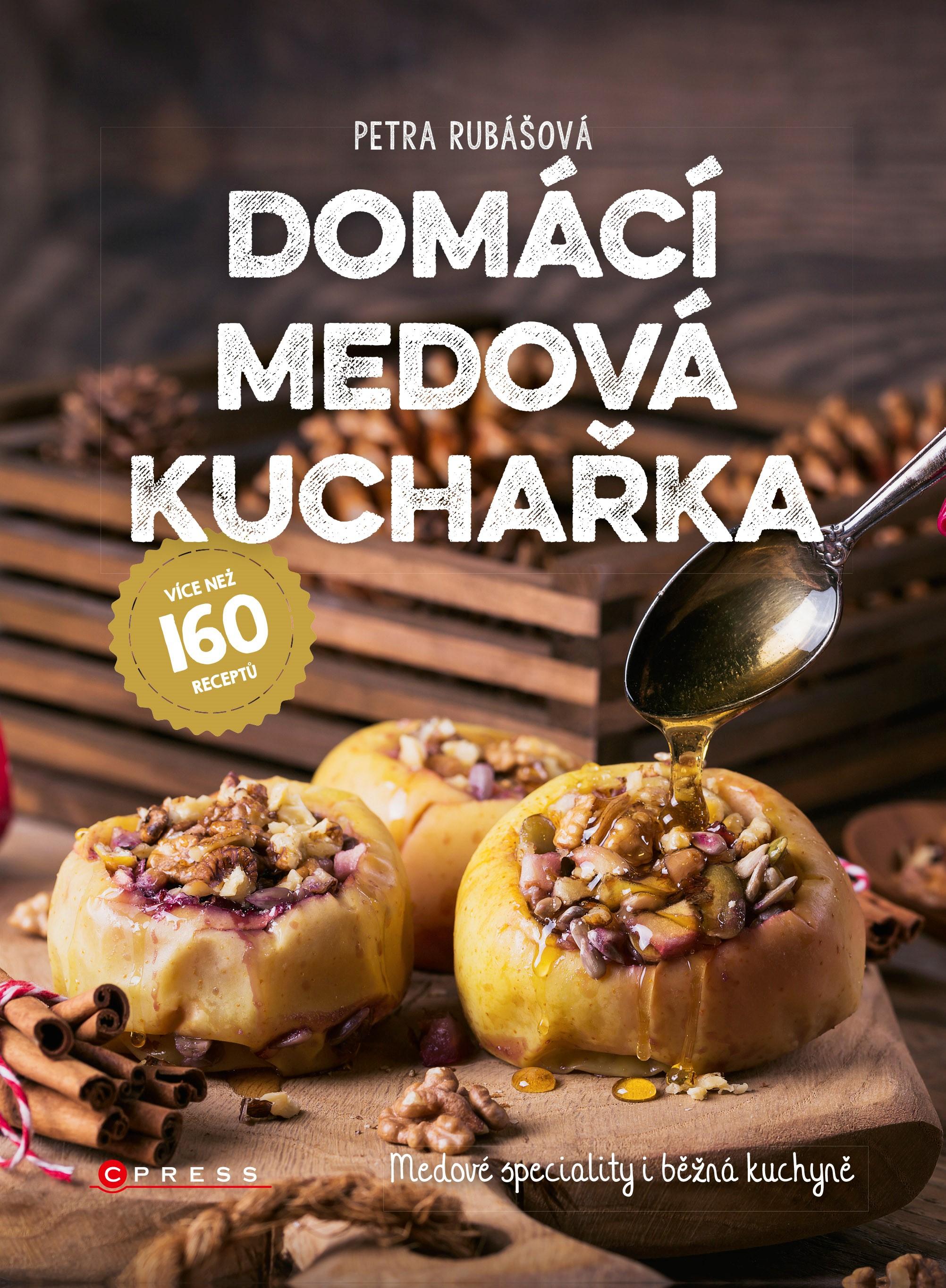DOMÁCÍ MEDOVÁ KUCHAŘKA