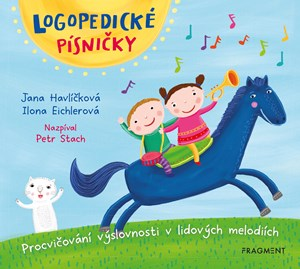 Logopedické písničky (audio CD pro děti)