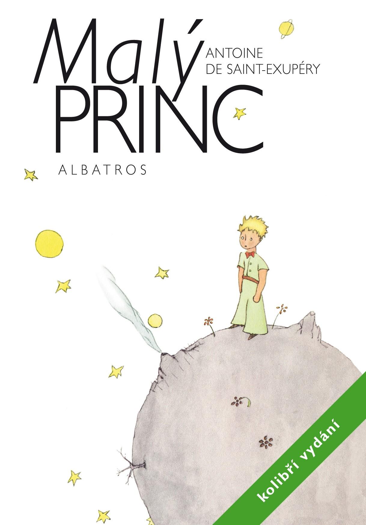 Malý princ - kolibří vydání | Antoine de Saint-Exupéry
