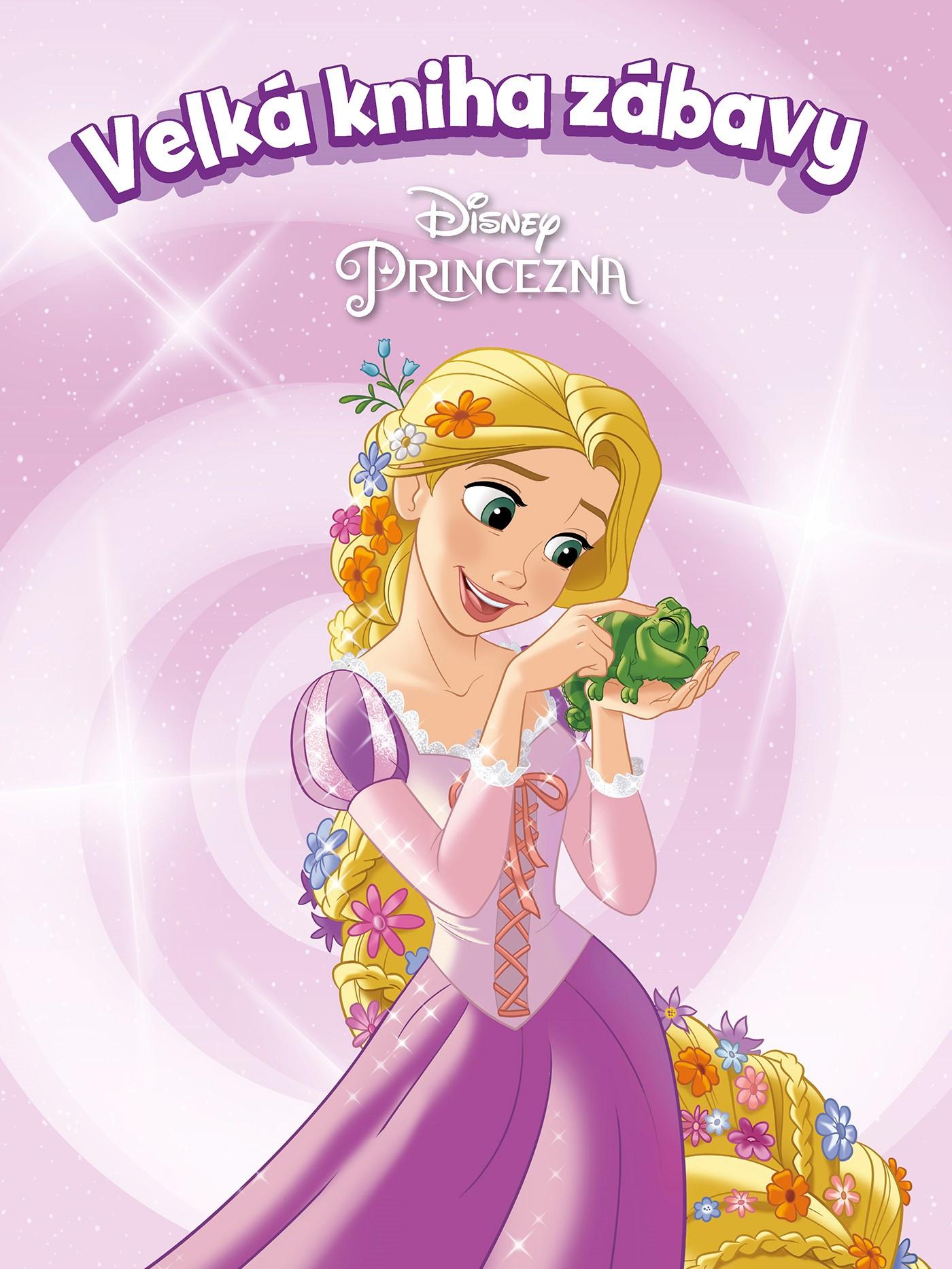Princezna - Velká kniha zábavy | nemá autora