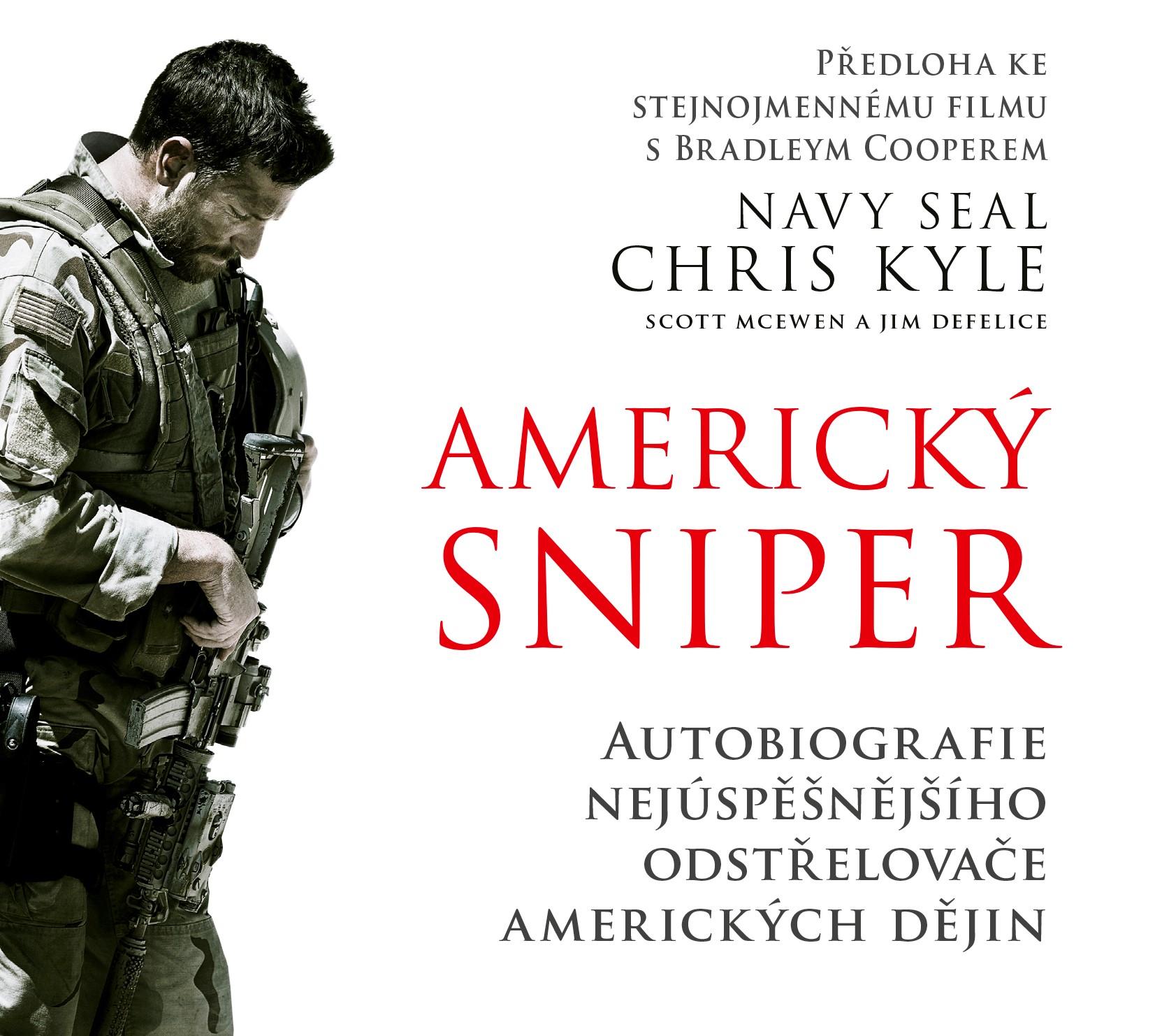 Americký sniper (audiokniha)