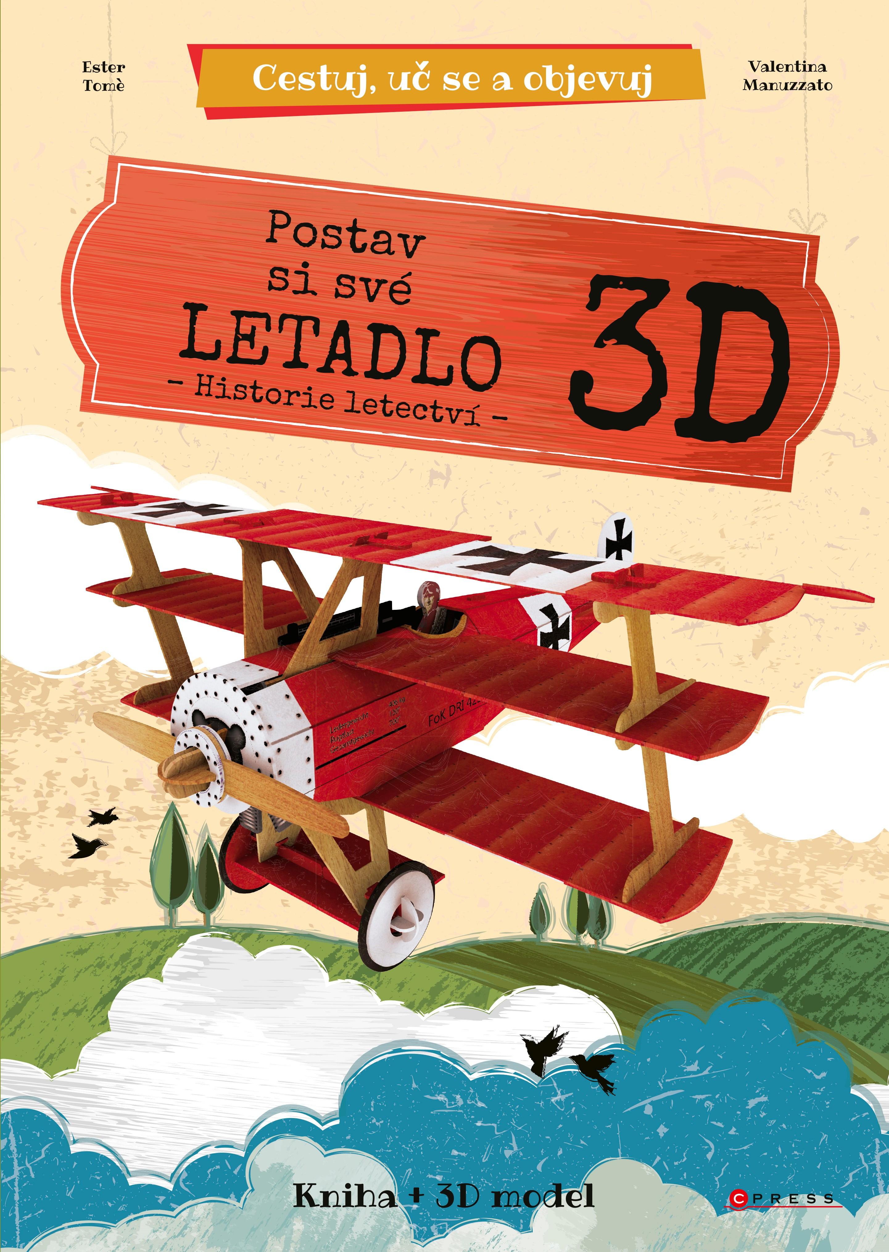 Postav si své letadlo | Ester Tome, Valentina Manuzzato