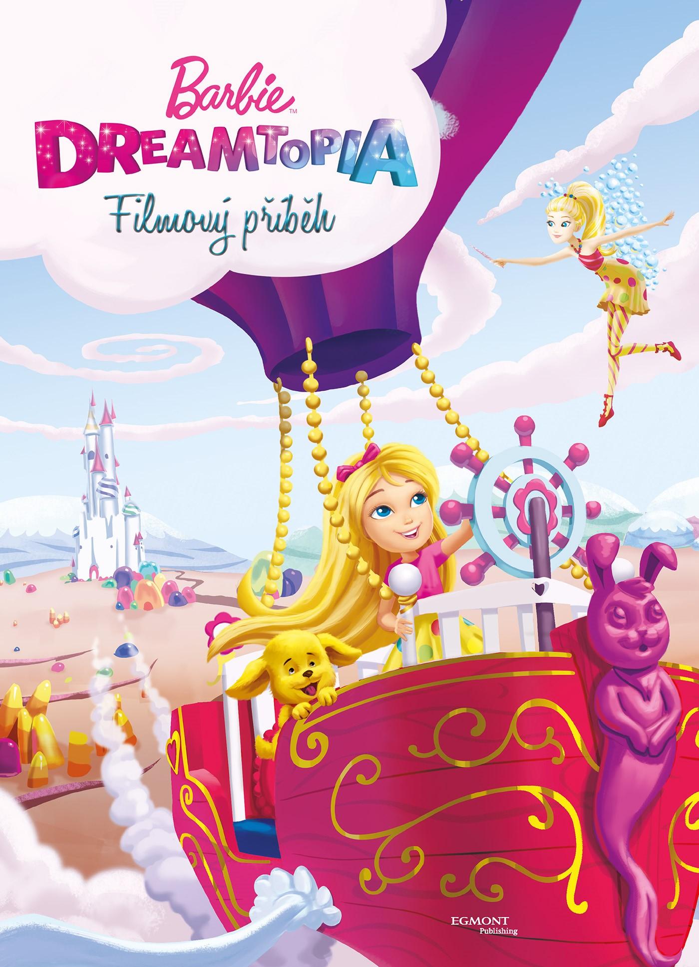 Barbie Dreamtopia - Filmový příběh