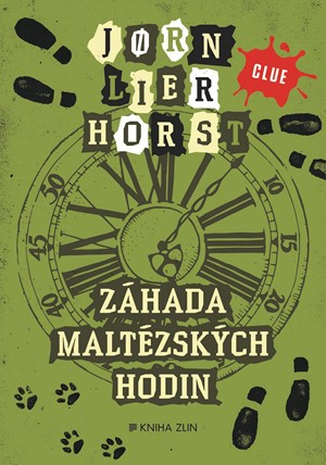 Jorn Lier Horst – Záhada maltézských hodin
